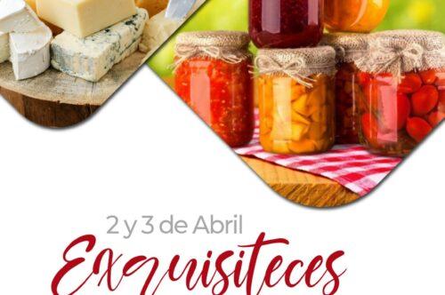 Feria gastronómica y de exquisiteces 2 y 3 de Abril en el Rincón Criollo.