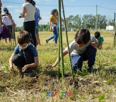 Semana de Anisacate con actividades en escuelas, plazas y senderos